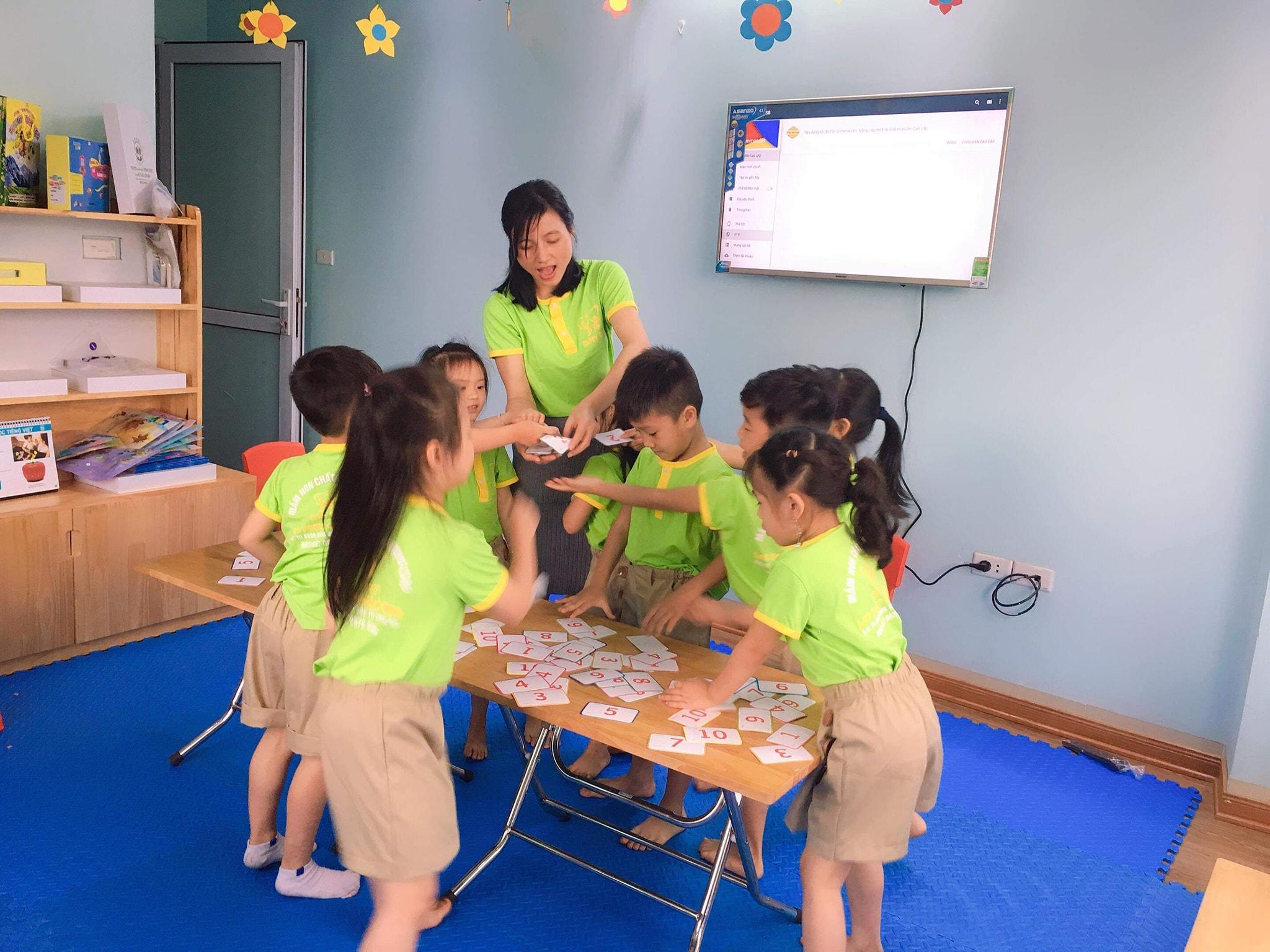 Happy Kids Plus ứng dụng Mobella vào kết nối gia đình và nhà trường