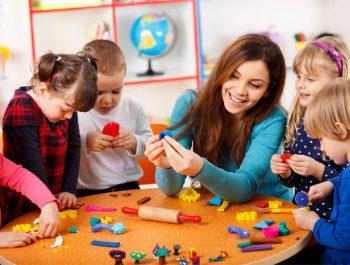 Mầm non happy kids plus tuyển giáo viên mầm non