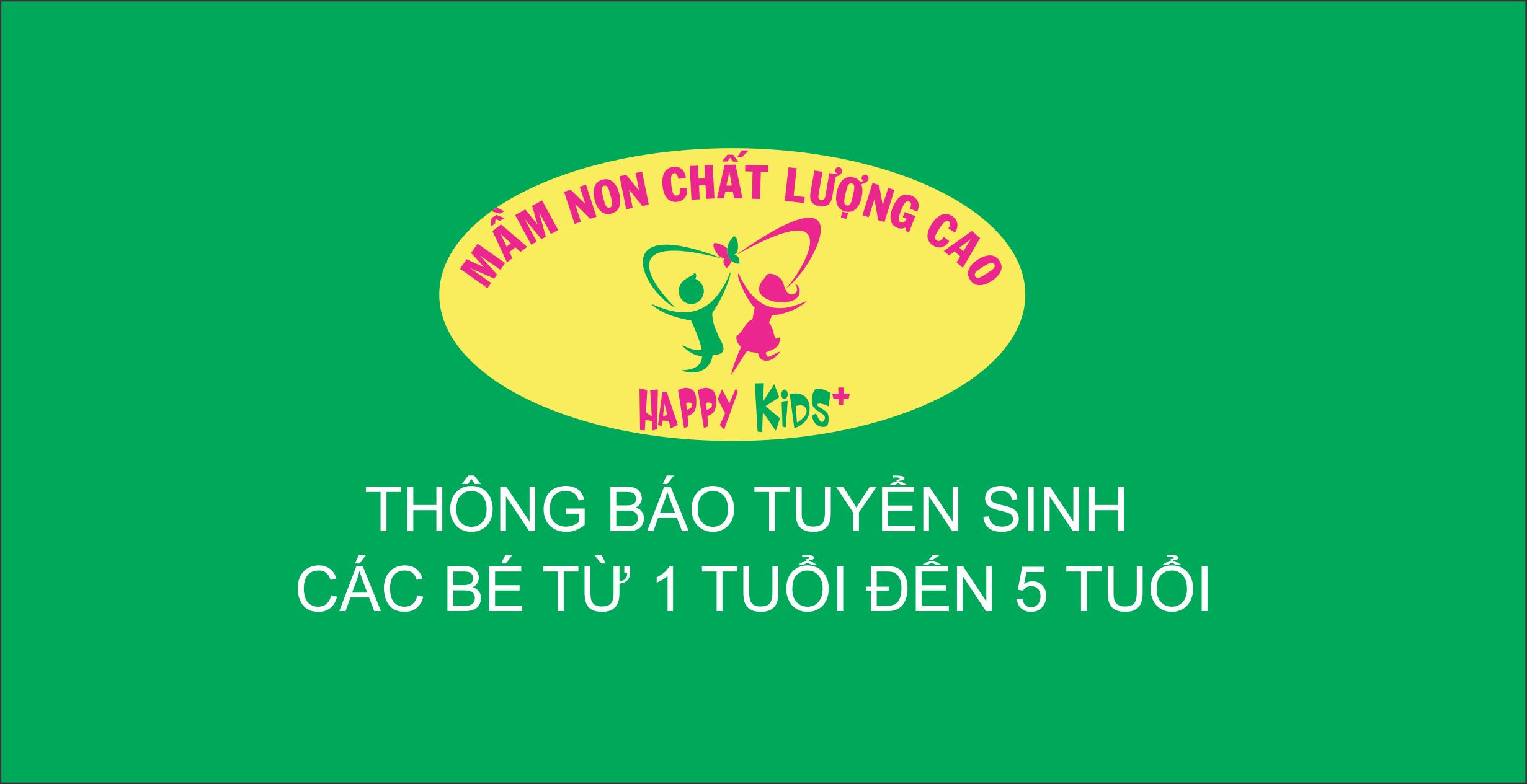 Happy kids plus ƯU ĐÃI TƯNG BỪNG – MỪNG NĂM HỌC MỚI