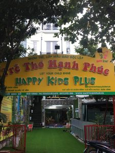 hệ thống mầm non chất lượng cao happy kids plus