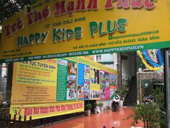 Tưng bừng khai trương cơ sở mới của Happy Kids Plus