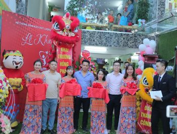 Khai trương cơ sở Happy Kids Plus – số 84 ngõ 323 Xuân Đỉnh