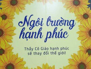 Lời cảm ơn ngày nhà giáo Việt Nam