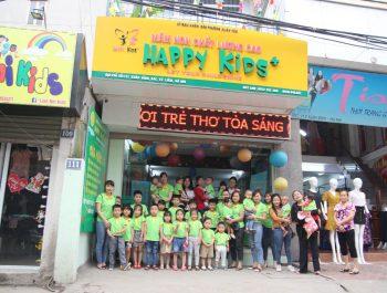 """Cuộc thi """"Happy Kids Plus trong trái tim em"""""""